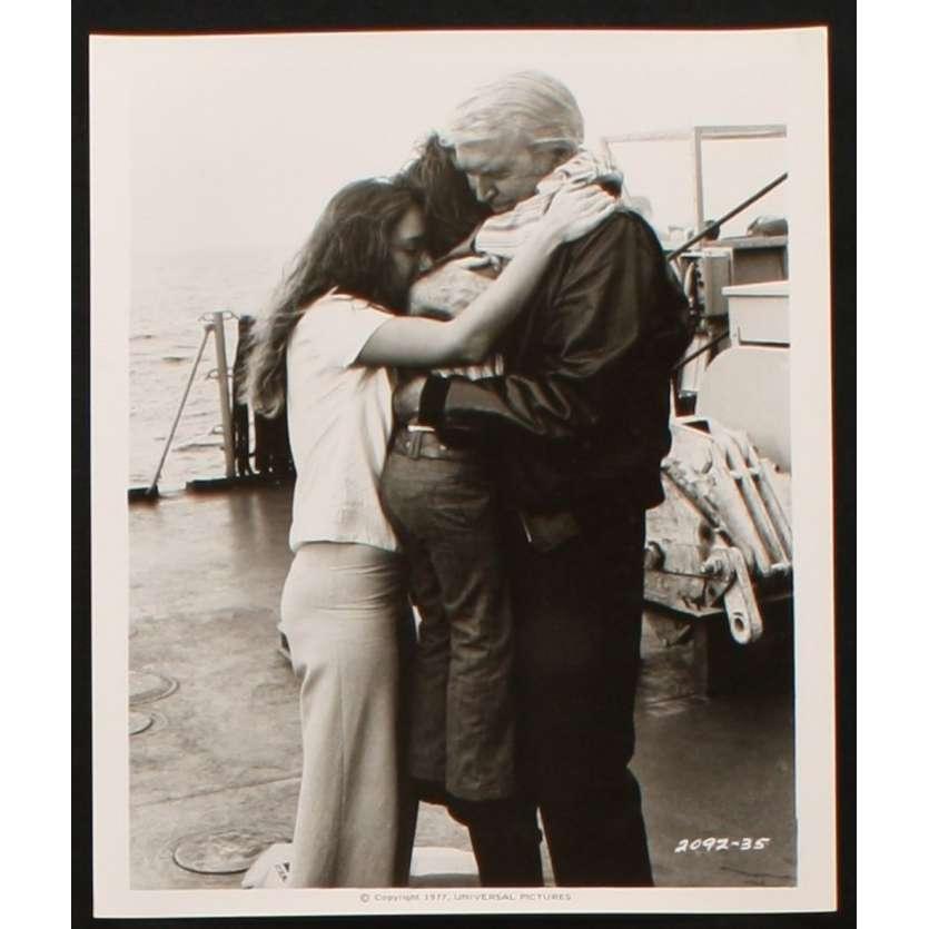 AIRPORT 77 Photo presse 20x25 US '77 James Stewart