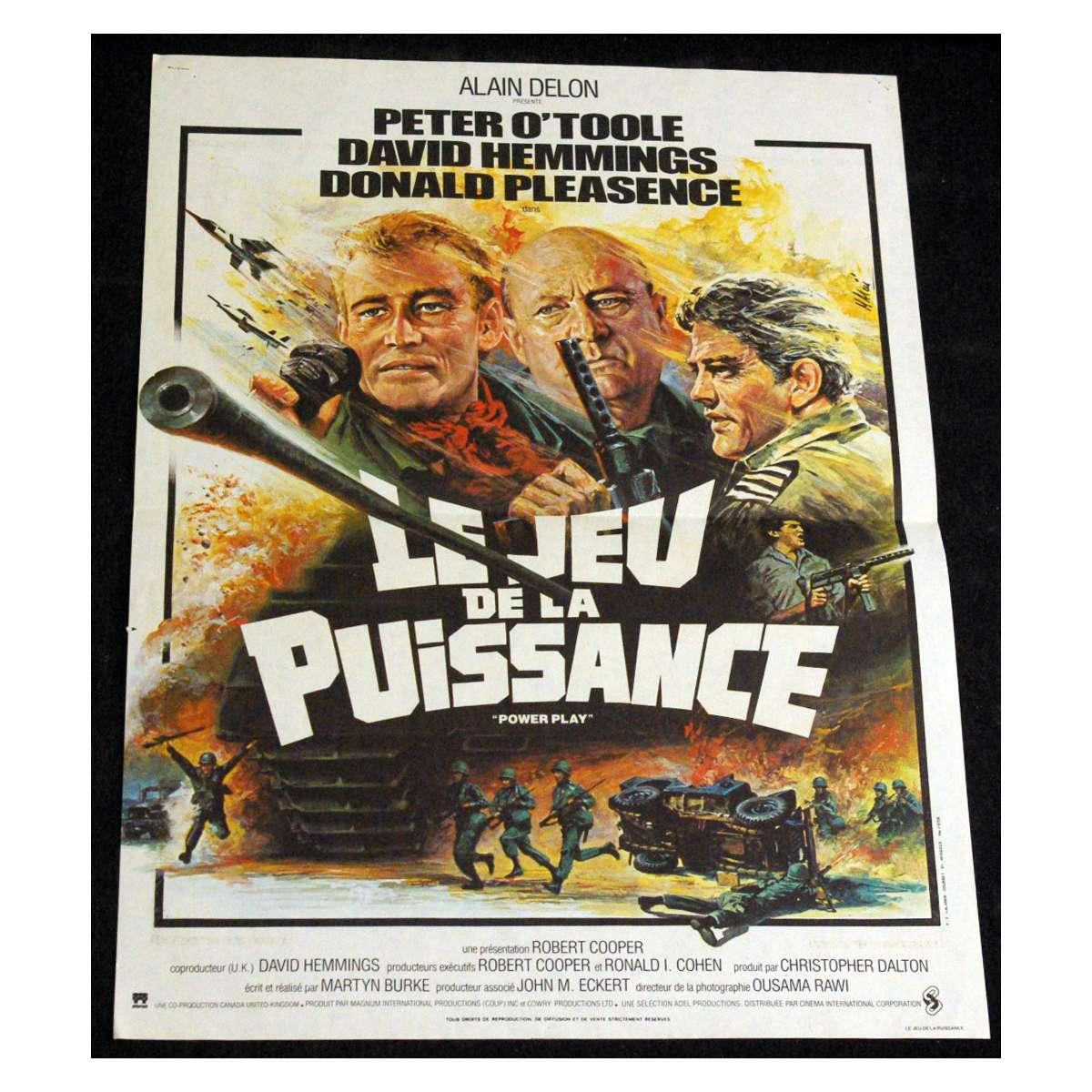 Vintage movie poster for sale
