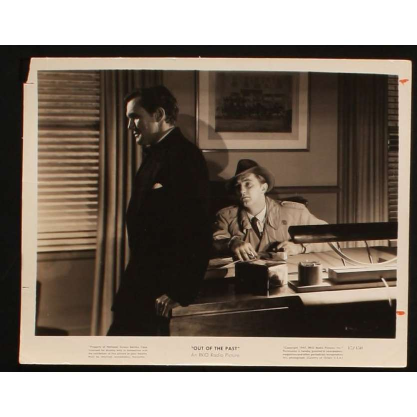 OUT OF THE PAST Movie Still 8x10 '47 Robert Mitchum