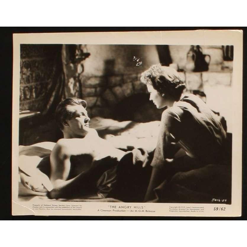 ANGRY HILLS Movie Still 8x10 '59 Robert Mitchum