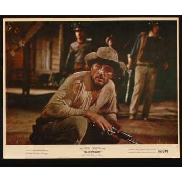 EL DORADO Photo exploitation 20x25 US '66 John Wayne, Robert Mitchum