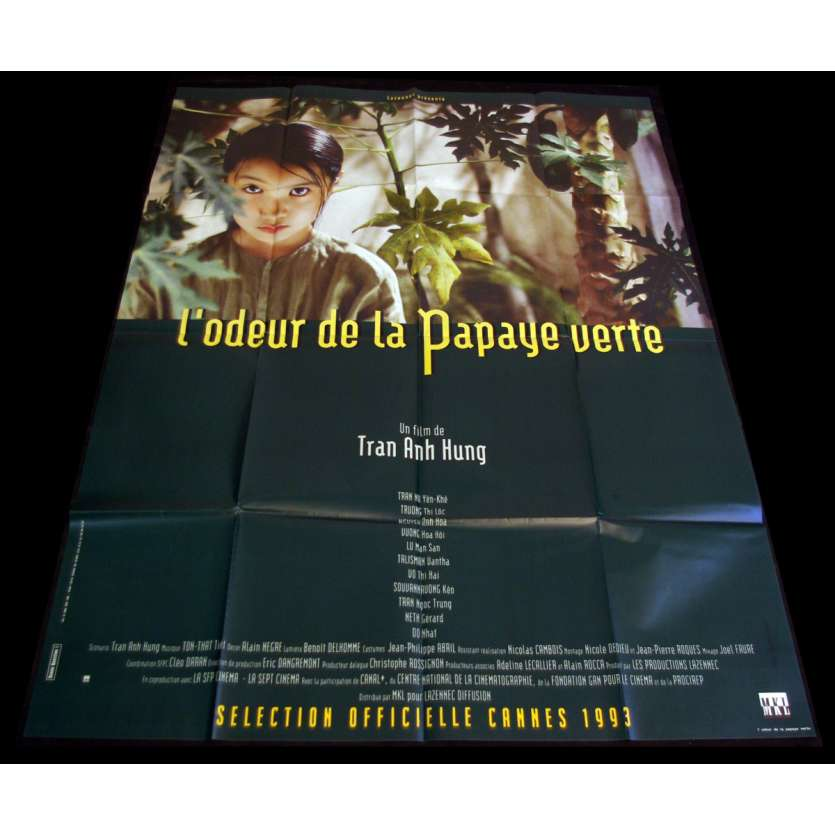 I SAW THE DEVIL French Movie Poster 47x63 '93 Mùi du du xanh