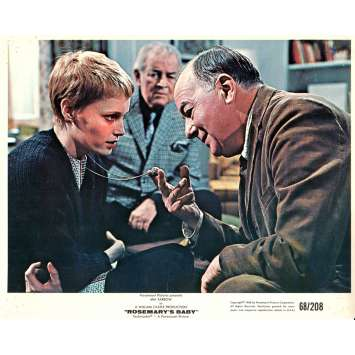 ROSEMARY'S BABY Photo exploitation 20x25 N05 US '68 Roman Polanski Mia Farrow Lobby Cards