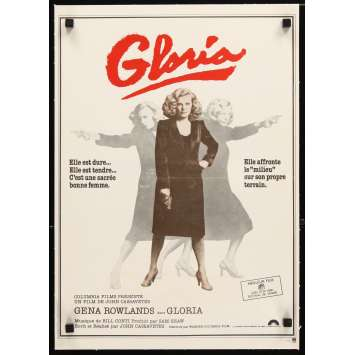 GLORIA Movie Poster - Original French One Panel
