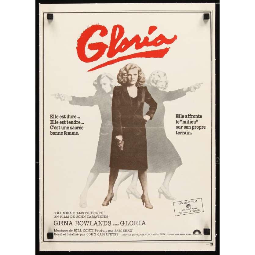 GLORIA Movie Poster - Original French One Panel