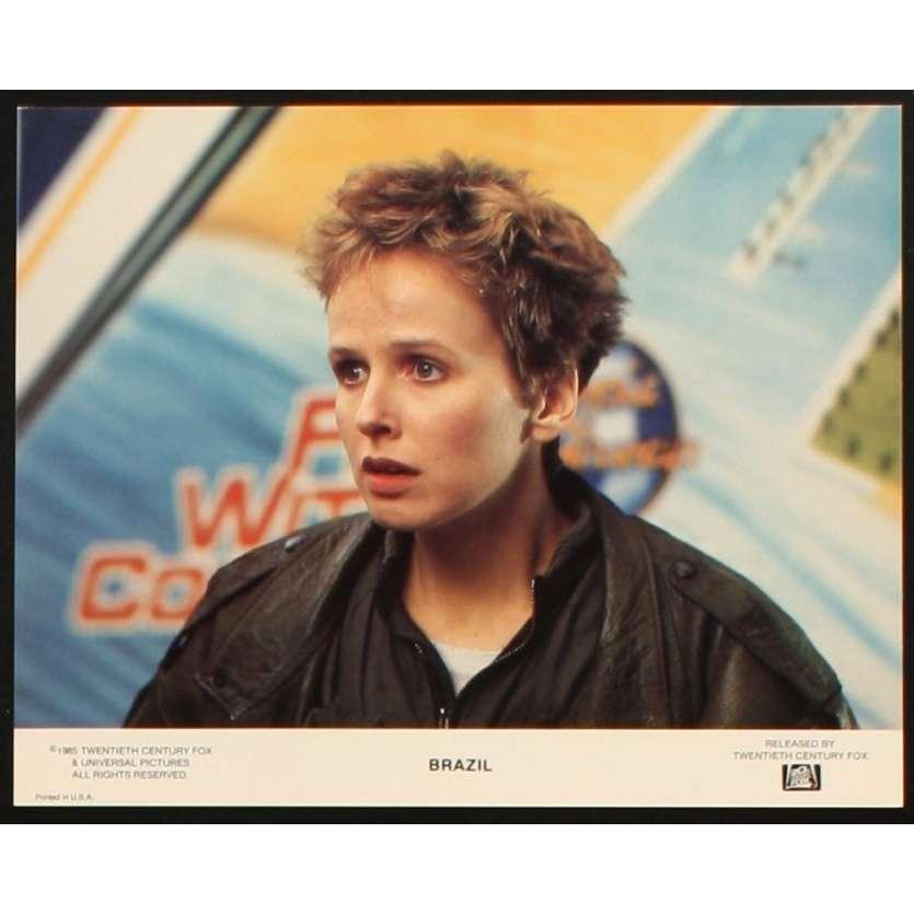 BRAZIL Photo du film 20x25 N2 US '85 Terry Gilliam Lobby Card
