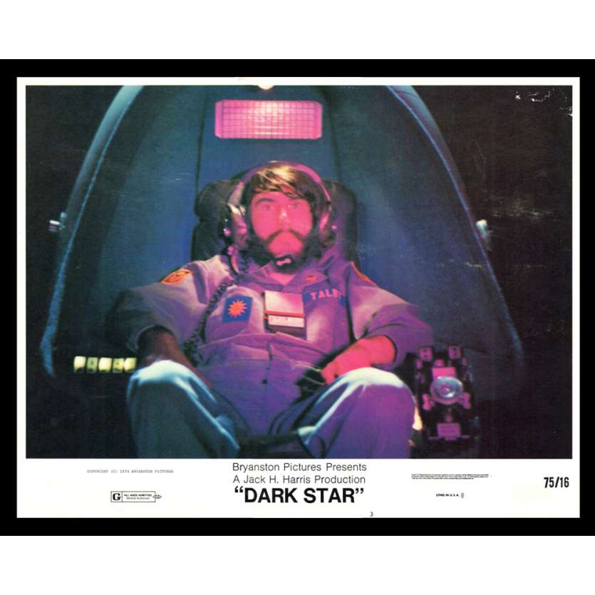 DARK STAR 11x14 Lobby Card '75 John Carpenter LC N4