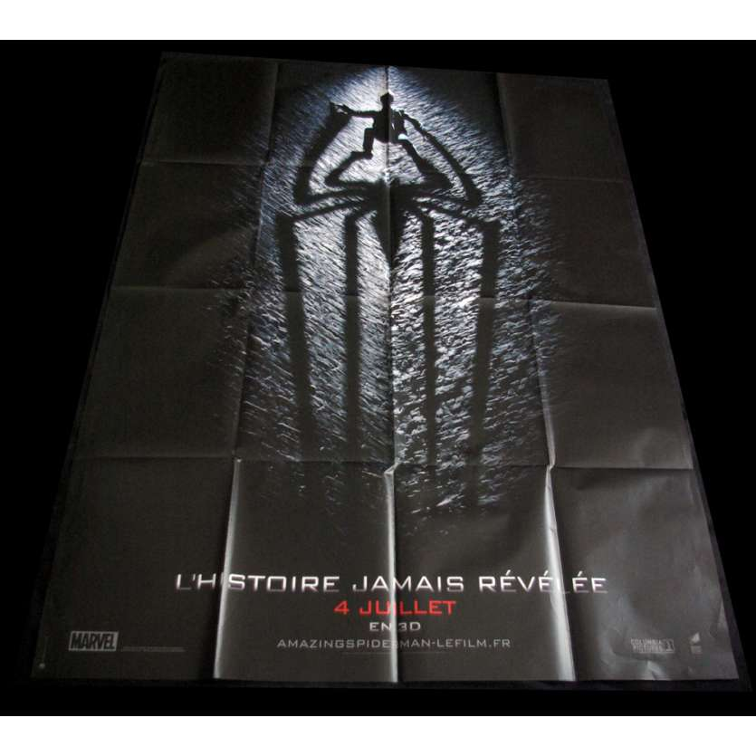 AMAZING SPIDERMAN French Movie Poster 15x21 '12