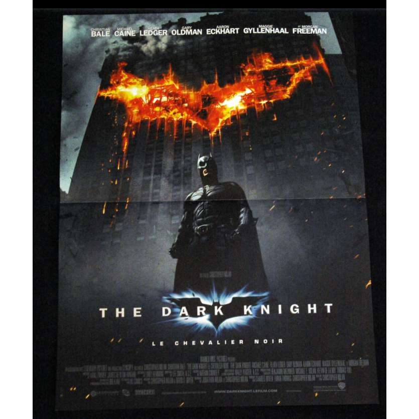 THE DARK KNIGHT French Movie Poster '08 15x21