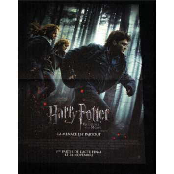 HARRY POTTER ET LES RELIQUES DE LA MORT 1ERE PARTIE French Movie Poster '10 15x21
