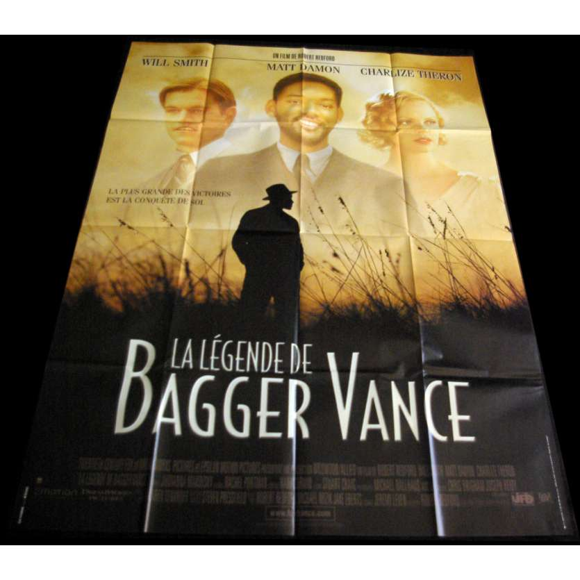 THE LEGEND OF BAGGER VANCE French Movie Poster 47x63 '00 Robert Redford