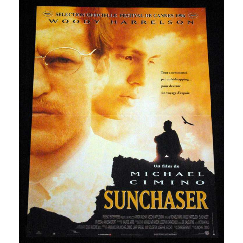 SUNCHASER French Movie Poster 15x21 '96 Michael Cimino