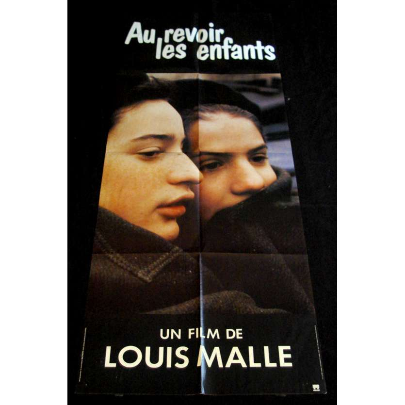 AU REVOIR LES ENFANTS French Movie Poster 23x63- 1987 - Louis Malle, Gaspard Manesse
