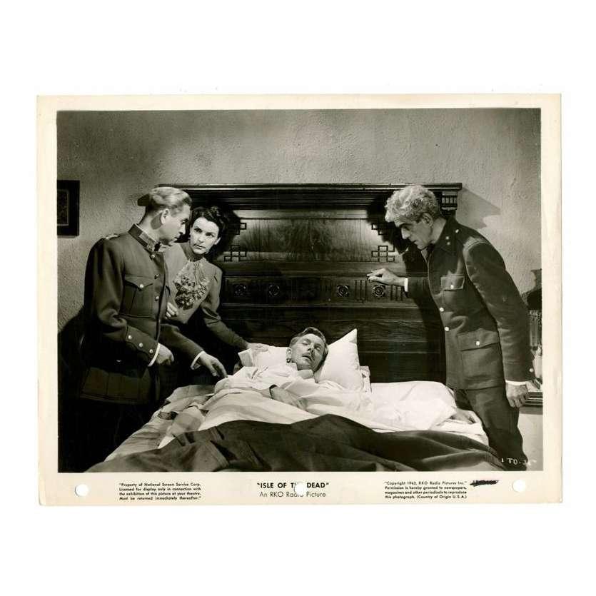 Mauvais-genres.com BORIS KARLOFF L'ile des morts USA 1945 Photo Photos