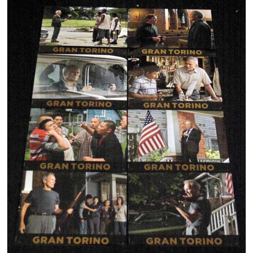 GRAN TORINO Photos 8 ph. 21x30 - 2008 - Clint Eastwood, Clint Eastwood