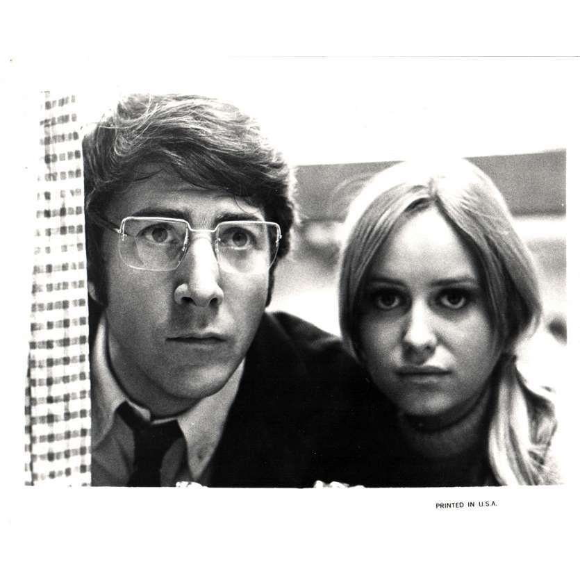 CHIENS DE PAILLE Photo de presse US N6 '72 Straw Dogs Sam Peckinpah Still