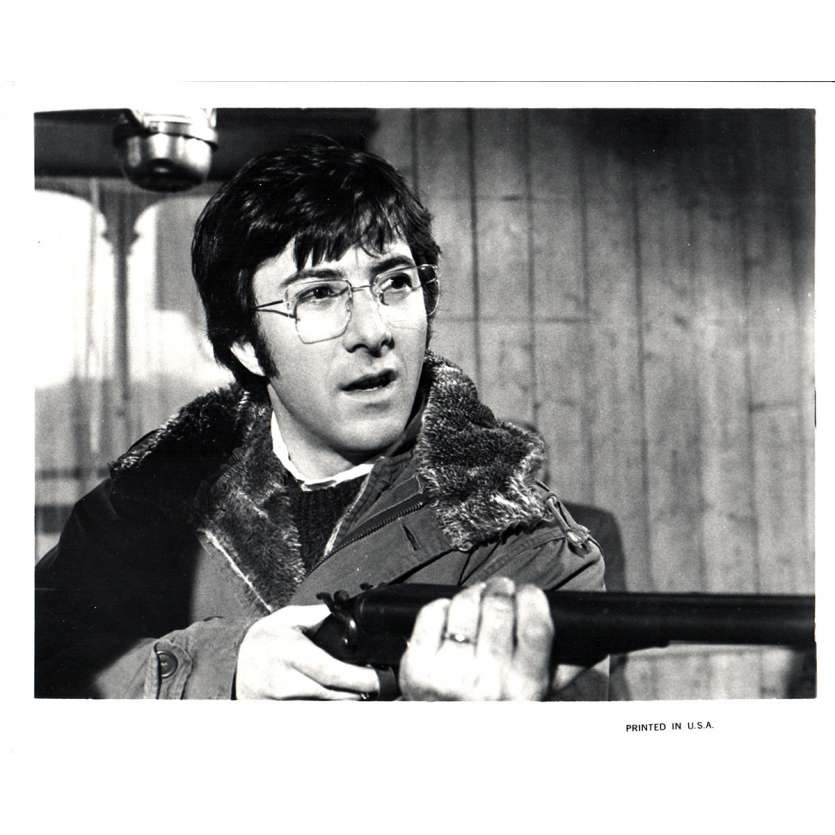 STRAW DOGS 8x10 still N4 '72 Dustin Hoffman, directed by Sam Peckinpah