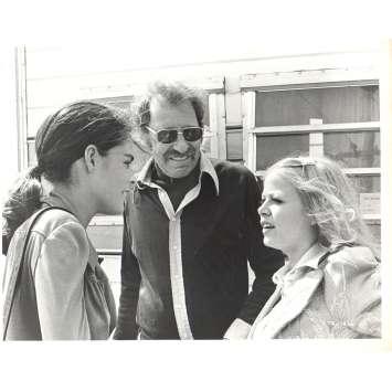 GUET-APENS Photo de film N5 20x25 - 1972 - Steve McQueen, Sam Peckinpah