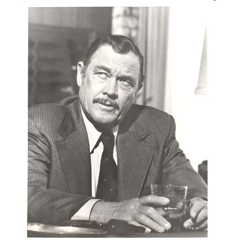 GUET-APENS Photo de film N4 20x25 - 1972 - Steve McQueen, Sam Peckinpah