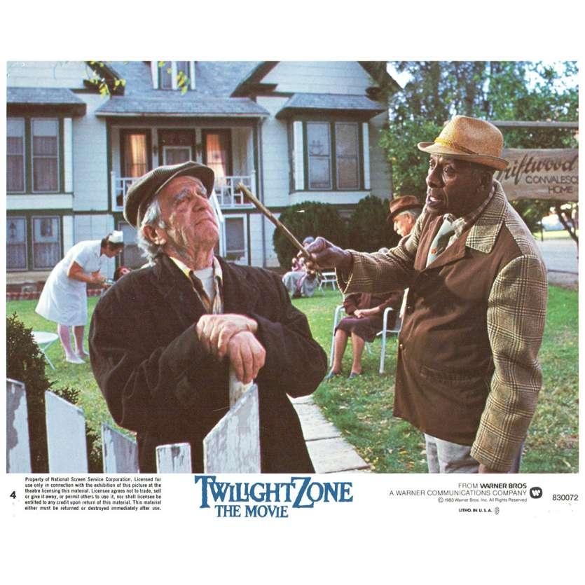 TWILIGHT ZONE US Lobby Card 8x10- 1983 - Steven Spielberg, John Lightow