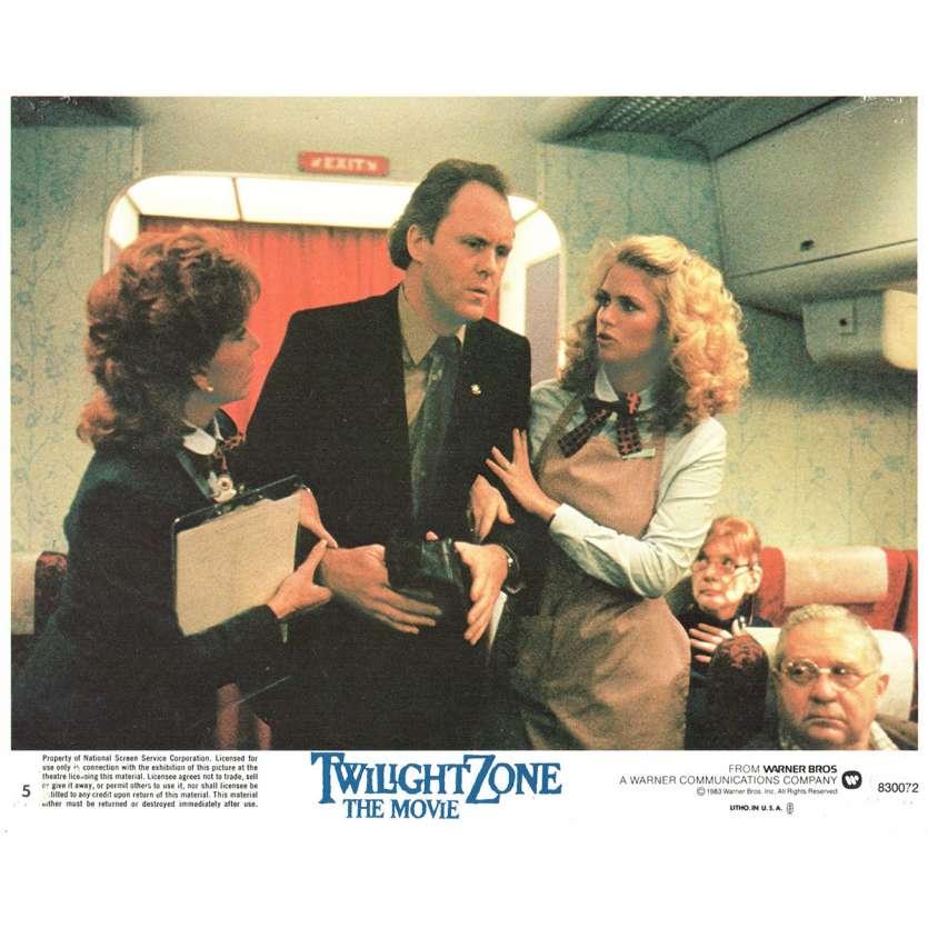LA QUATRIEME DIMENSION Photo de film N4 20x25 - 1983 - John Lightow, Steven Spielberg