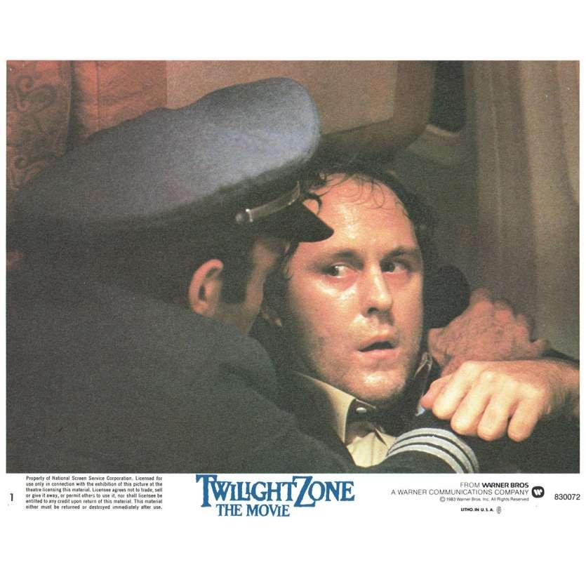 LA QUATRIEME DIMENSION Photo de film N8 20x25 - 1983 - John Lightow, Steven Spielberg