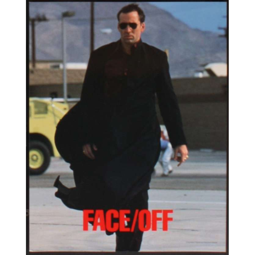 VOLTE FACE Photo de film N4 28x36 - 1996 - Nicolas Cage, John Woo