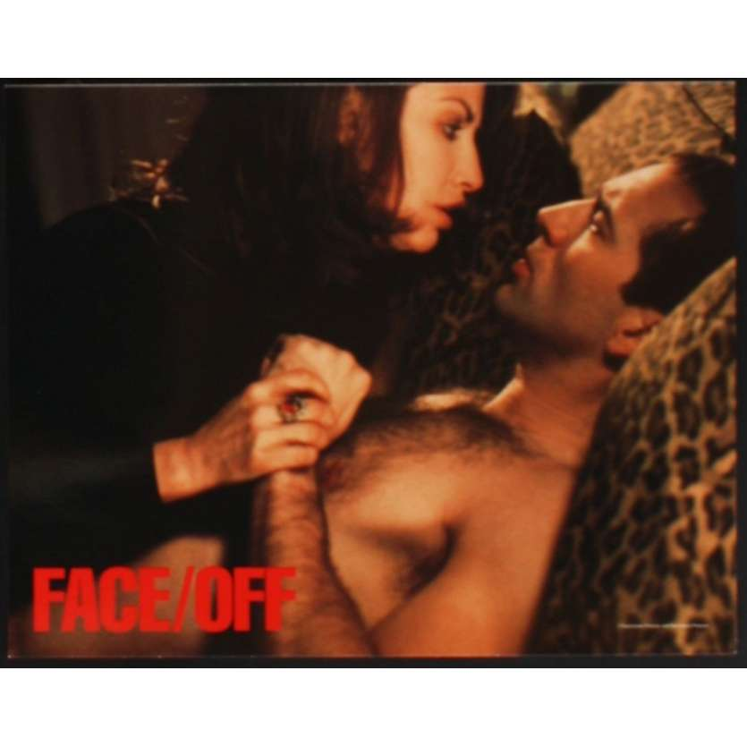VOLTE FACE Photo de film N8 28x36 - 1996 - Nicolas Cage, John Woo