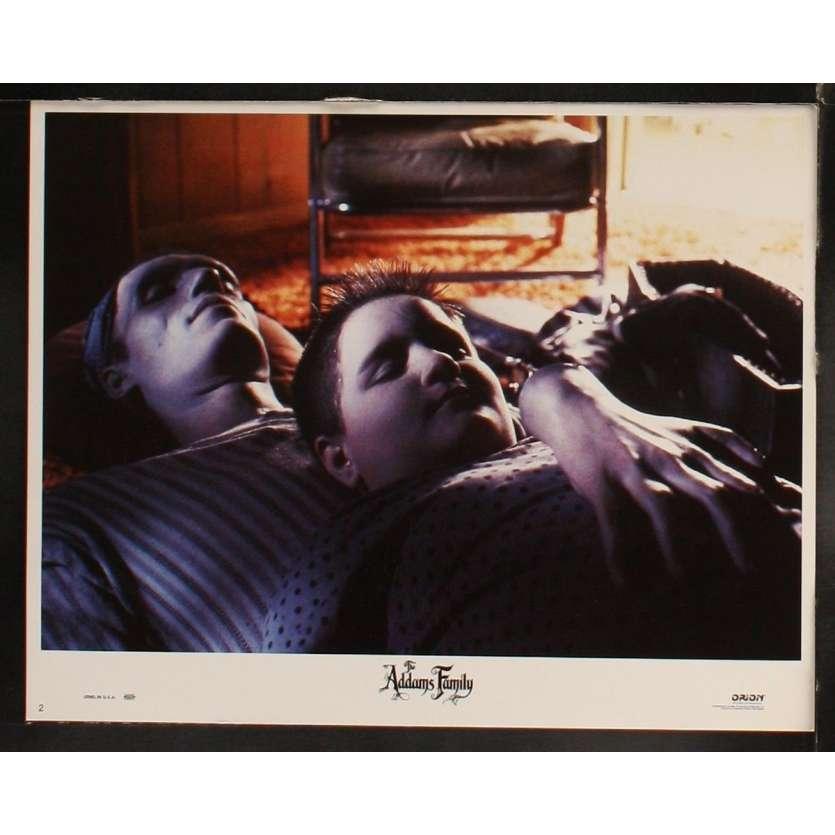 LA FAMILLE ADDAMS Photo de film N3 28x36 - 1991 - Raul Julia, Barry Sonnenfeld