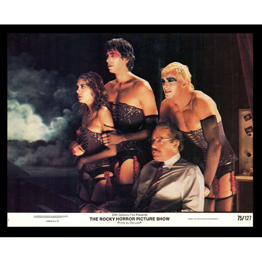 ROCKY HORROR PICTURE SHOW Photo de film N5 28x36 - 1975 - Tim Curry, Jim Sharman