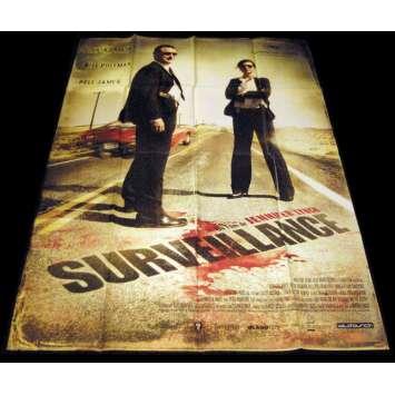 SURVEILLANCE Affiche de film 120x160 - 2008 - Julia Ormond, Jennifer Chambers Lynch