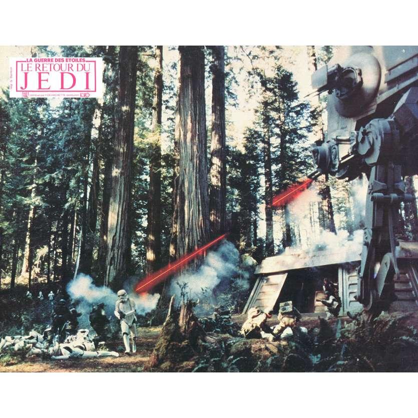 STAR WARS - LE RETOUR DU JEDI Photo du film 8 20x28 - 1983 - Harrison Ford