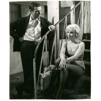 LE MILLIARDAIRE Photo de film 19x23 - 1960 - Marilyn Monroe, George Cukor