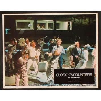 RENCONTRES DU 3E TYPE Photo 6 20x25 - 1977 - Richard Dreyfuss, Steven Spielberg