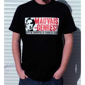 MAUVAIS GENRES T-Shirt Man - Unique Size - Limited print !