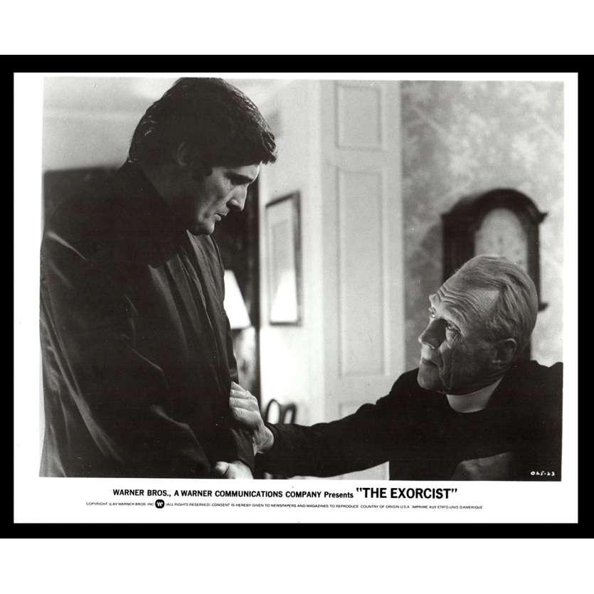 L'EXORCISTE Photo de presse 5 20x25 - 1974 - Max Von Sidow, William Friedkin