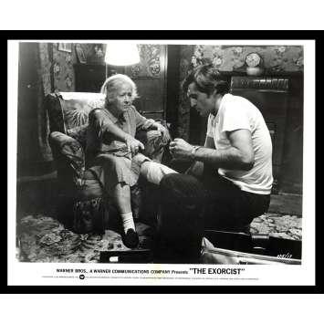 L'EXORCISTE Photo de presse 8 20x25 - 1974 - Max Von Sidow, William Friedkin