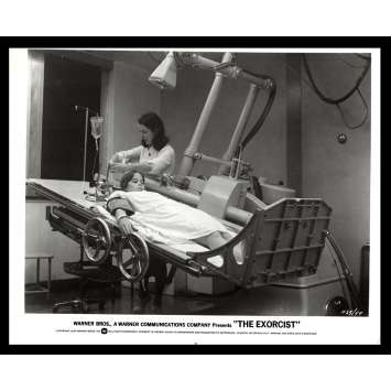 THE EXORCIST US Still 13 8x10 - 1974 - William Friedkin, Max Von Sidow