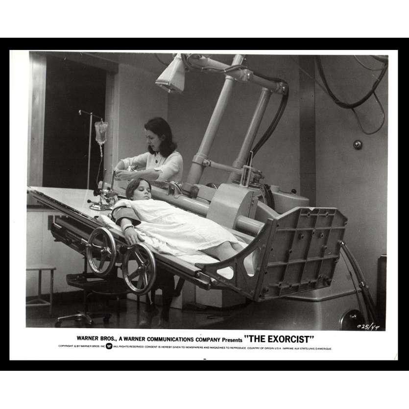 THE EXORCIST US Still 13 8x10 - 1974 - William Friedkin, Max Von Sidow