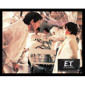 E.T. THE EXTRA TERRESTRIAL French Lobby Card '82 Spielberg 4