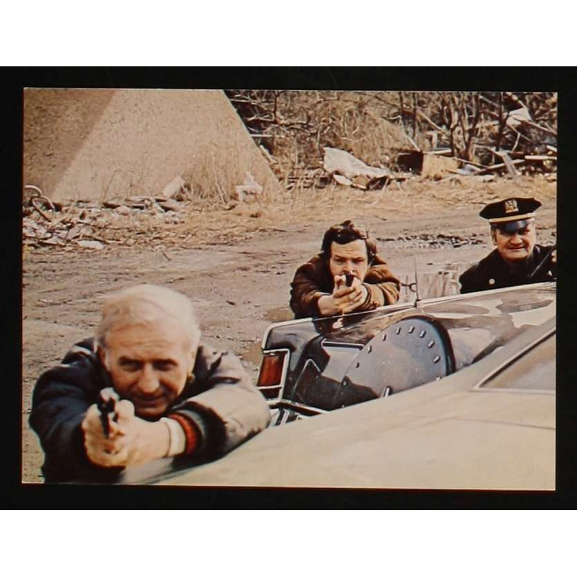 FRENCH CONNECTION Photo de film 7 19x25 - 1971 - Gene Hackman, Roy Sheider, Willam Friedkin