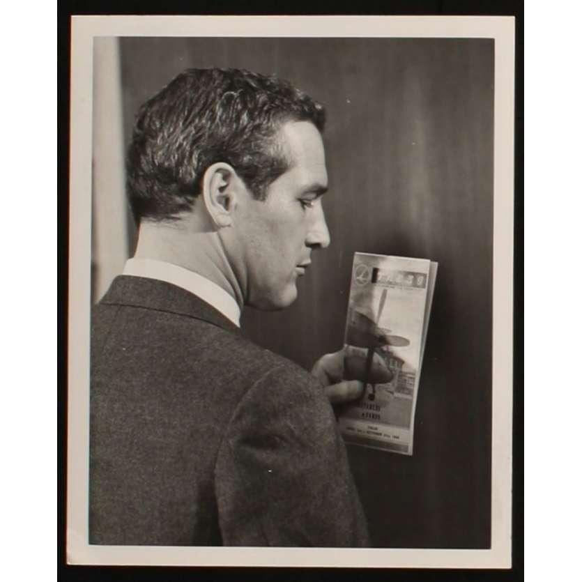 LE RIDEAU DECHIRE Photo de presse 2 20x25 - 1966 - Paul Newman, Alfred Hitchcock