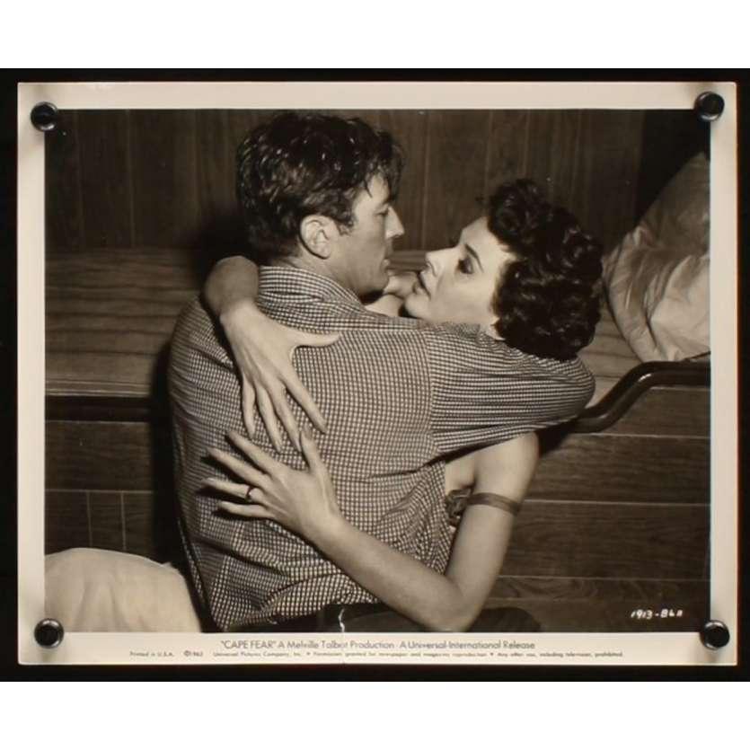 LES NERFS A VIF Photo de presse 4 20x25 - 1962 - Robert Mitchum, Jack Lee Thompson
