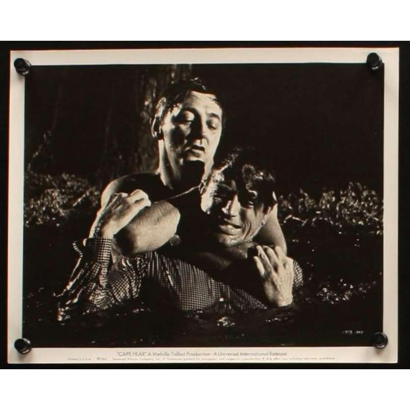 LES NERFS A VIF Photo de presse 1 20x25 - 1962 - Robert Mitchum, Jack Lee Thompson