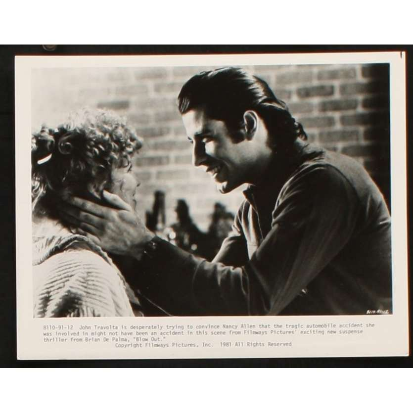 BLOW OUT US Movie Still 8 8x10 - 1981 - Brian de Palma, John Travolta