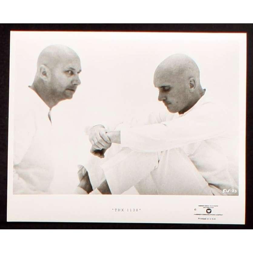 THX 1138 Photo de presse 2 20x25 - R1980 - Robert Duvall, George Lucas