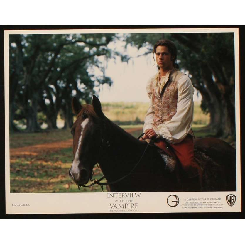 ENTRETIEN AVEC UN VAMPIRE Photo de film 6 289x36 - 1994 - Tom Cruise, Neil Jordan