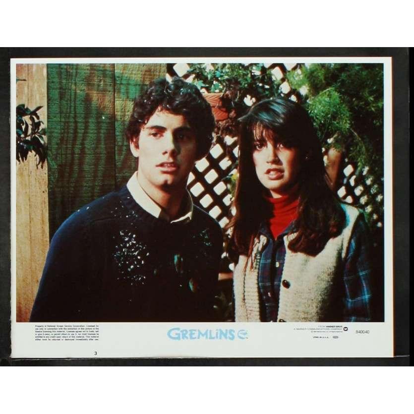 GREMLINS Photo de film 2 28x36 - 1984 - Zach Galligan, Joe Dante