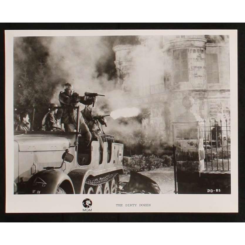 DIRTY DOZEN US Still 5 8x10 - 1967 - Robert Aldrich, Lee Marvin