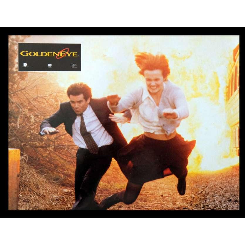 GOLDENEYE Photo 5 21x30 - 1995 - Pierce Brosnan, Martin Campbell